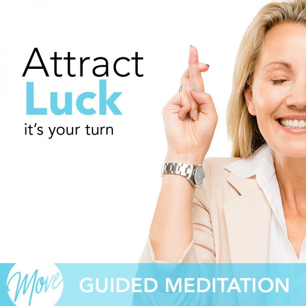 Attract Luck Guided Meditation