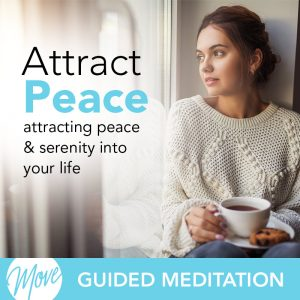 Attract Peace Guided Meditation