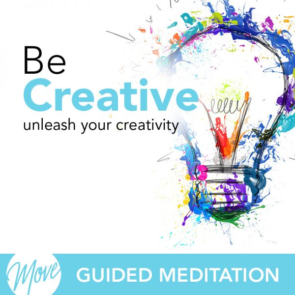 Be Creative Guided Meditation