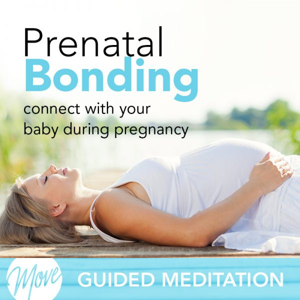 Prenatal Bonding Guided Meditation